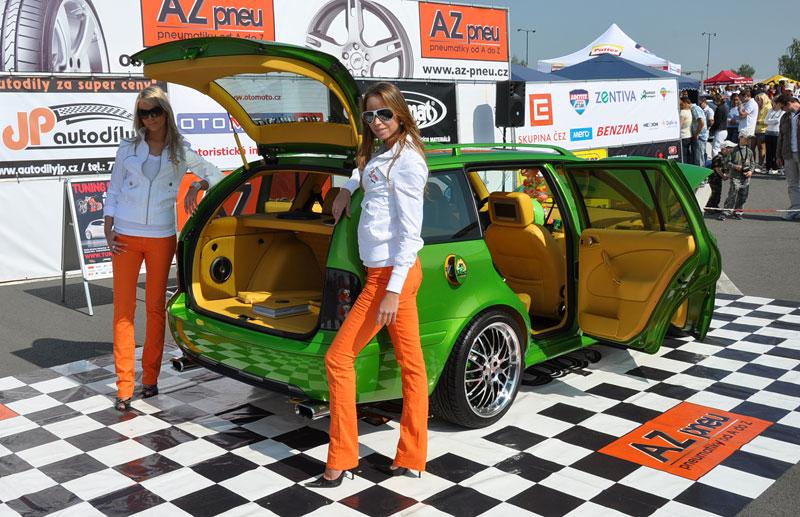 AZ pneu Tuning Cup 2010 – oficiální kalendář soutěže: - fotka 1