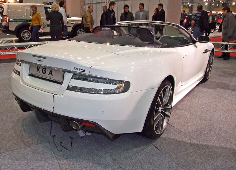 Vienna Autoshow 2010: Fotogalerie sporťáků z vídeňského autosalonu: - fotka 5