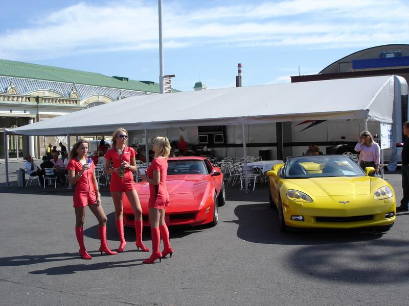 Prahou burácelo 250 Corvette: - fotka 3