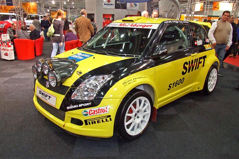 Vienna Autoshow 2010: Fotogalerie sporťáků z vídeňského autosalonu: - fotka 9