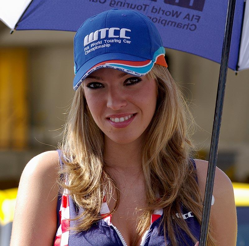Valencia WTCC Babes: - fotka 4