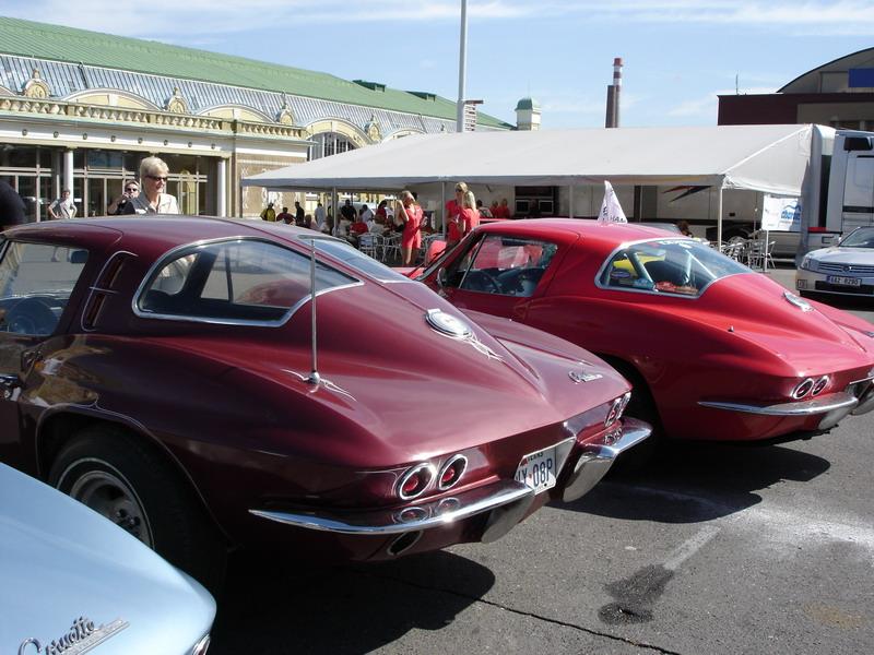 Prahou burácelo 250 Corvette: - fotka 4