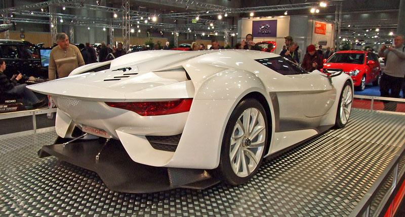 Vienna Autoshow 2010: Fotogalerie sporťáků z vídeňského autosalonu: - fotka 10