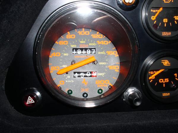 Pod lupou: Ferrari 288 GTO – Podruhé a naposled: - fotka 8