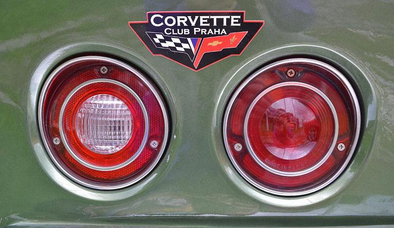 Corvette sraz Praha 2012: velká fotogalerie: - fotka 8