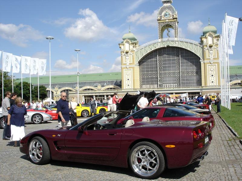 Prahou burácelo 250 Corvette: - fotka 10