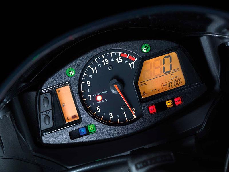 Honda 2009 - CBR600RR a CBR1000RR s E-ABS: - fotka 1