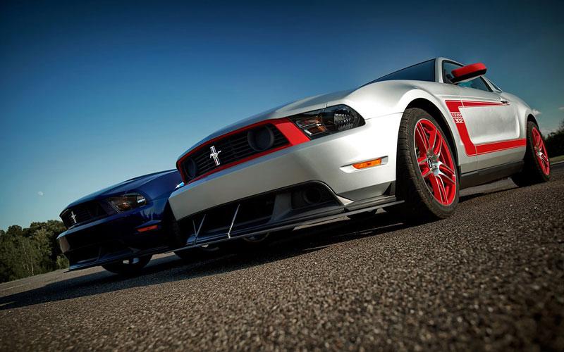 Ford Mustang Boss 302: legenda opět na scéně: - fotka 1