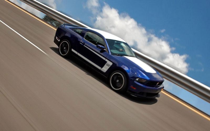 Ford Mustang Boss 302: legenda opět na scéně: - fotka 2