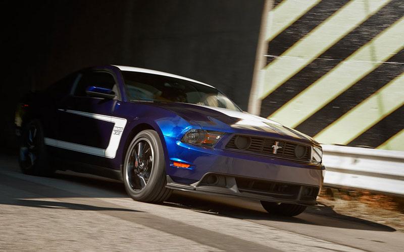 Ford Mustang Boss 302: legenda opět na scéně: - fotka 3