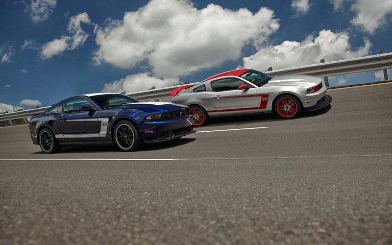 Ford Mustang Boss 302: legenda opět na scéně: - fotka 5