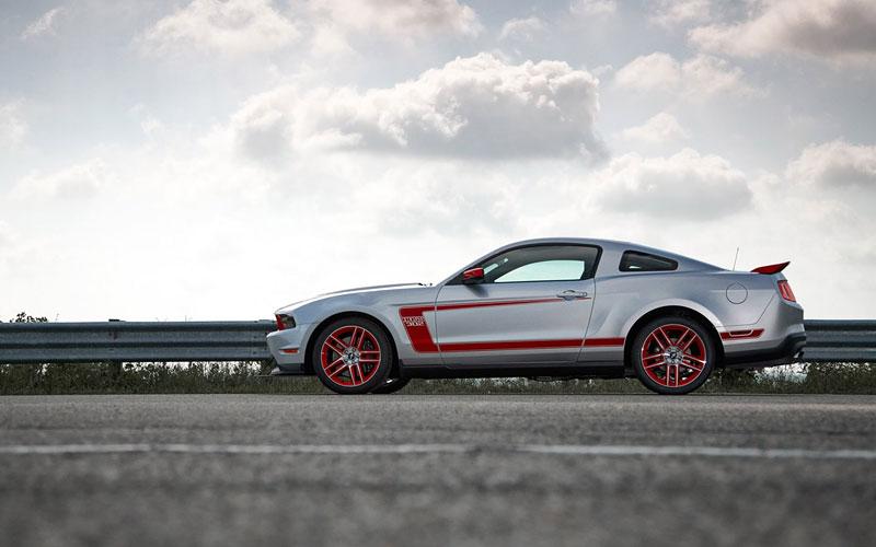 Ford Mustang Boss 302: legenda opět na scéně: - fotka 6