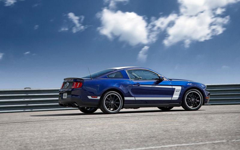 Ford Mustang Boss 302: legenda opět na scéně: - fotka 7