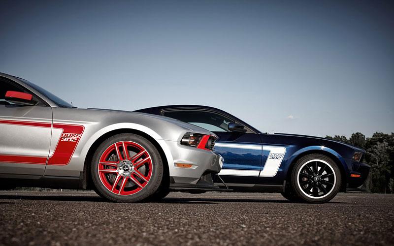Ford Mustang Boss 302: legenda opět na scéně: - fotka 8