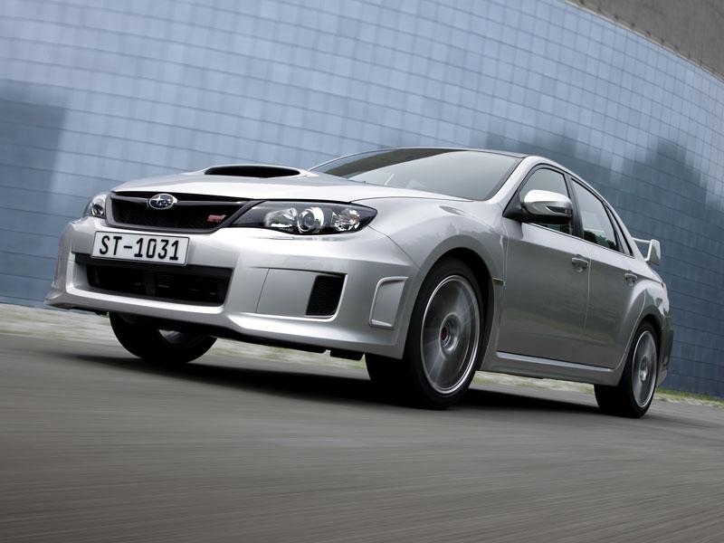 Subaru dnes zahajuje prodej nové WRX STI na českém trhu: - fotka 1