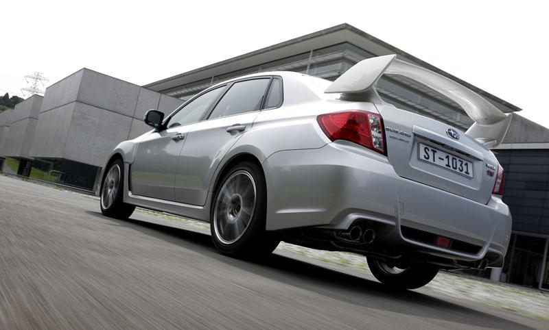 Subaru dnes zahajuje prodej nové WRX STI na českém trhu: - fotka 2