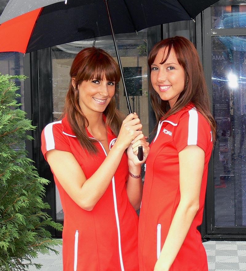 Valencia WTCC Babes: - fotka 11