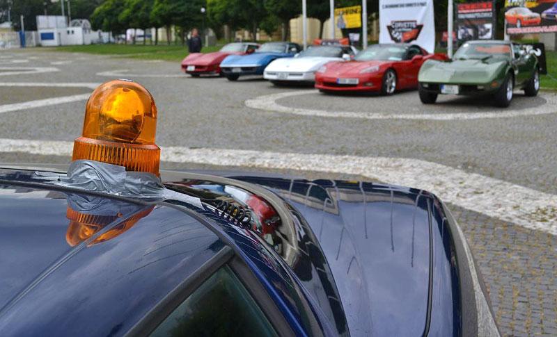 Corvette sraz Praha 2012: velká fotogalerie: - fotka 11