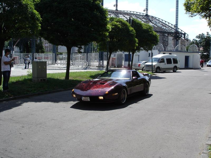 Prahou burácelo 250 Corvette: - fotka 14
