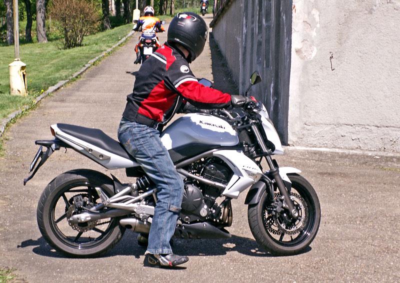 Kawasaki den - za řídítky ZX-6R Ninja: - fotka 18