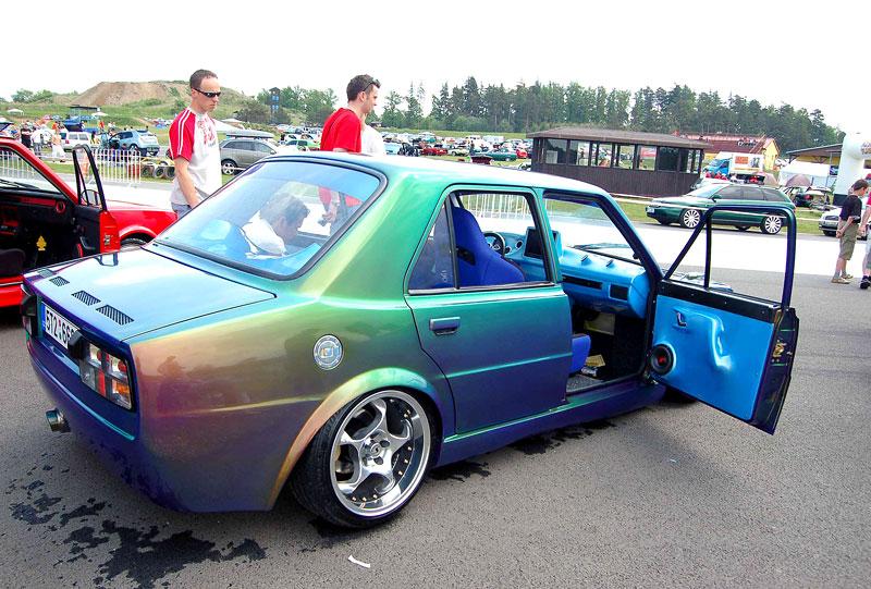 AZ pneu Tuning Cup 2008 – Fashion Cars Vysoké Mýto: - fotka 19