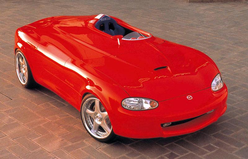 Pod lupou: Mazda MX-5 – Dvacet let s větrem ve vlasech (Díl druhý): - fotka 4