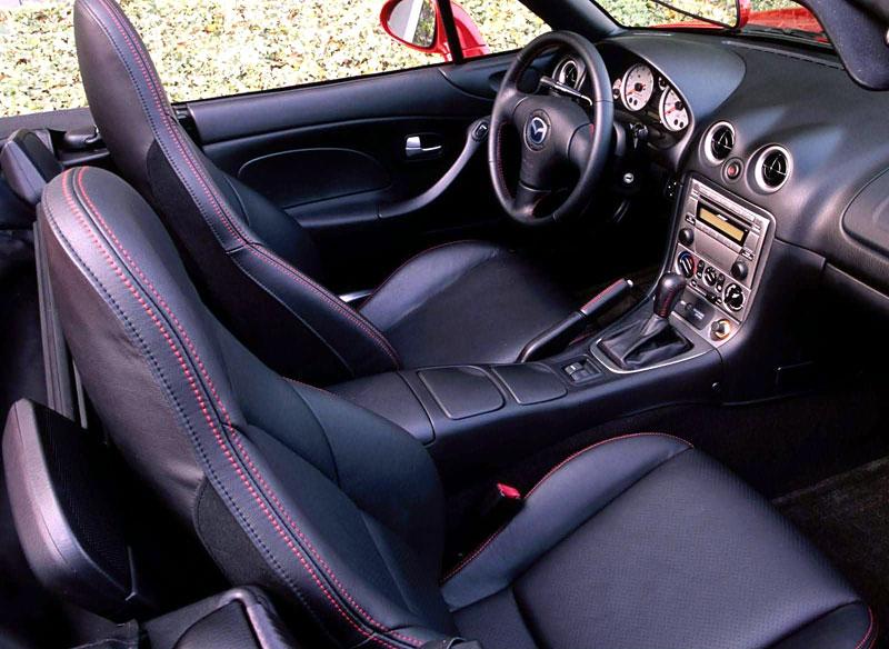 Pod lupou: Mazda MX-5 – Dvacet let s větrem ve vlasech (Díl druhý): - fotka 9