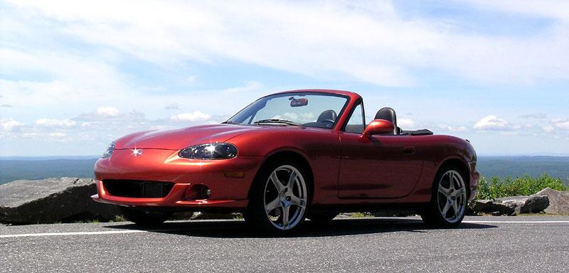 Pod lupou: Mazda MX-5 – Dvacet let s větrem ve vlasech (Díl druhý): - fotka 16