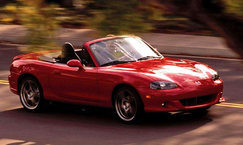 Pod lupou: Mazda MX-5 – Dvacet let s větrem ve vlasech (Díl druhý): - fotka 17