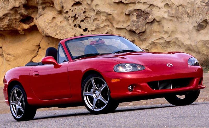 Pod lupou: Mazda MX-5 – Dvacet let s větrem ve vlasech (Díl druhý): - fotka 18