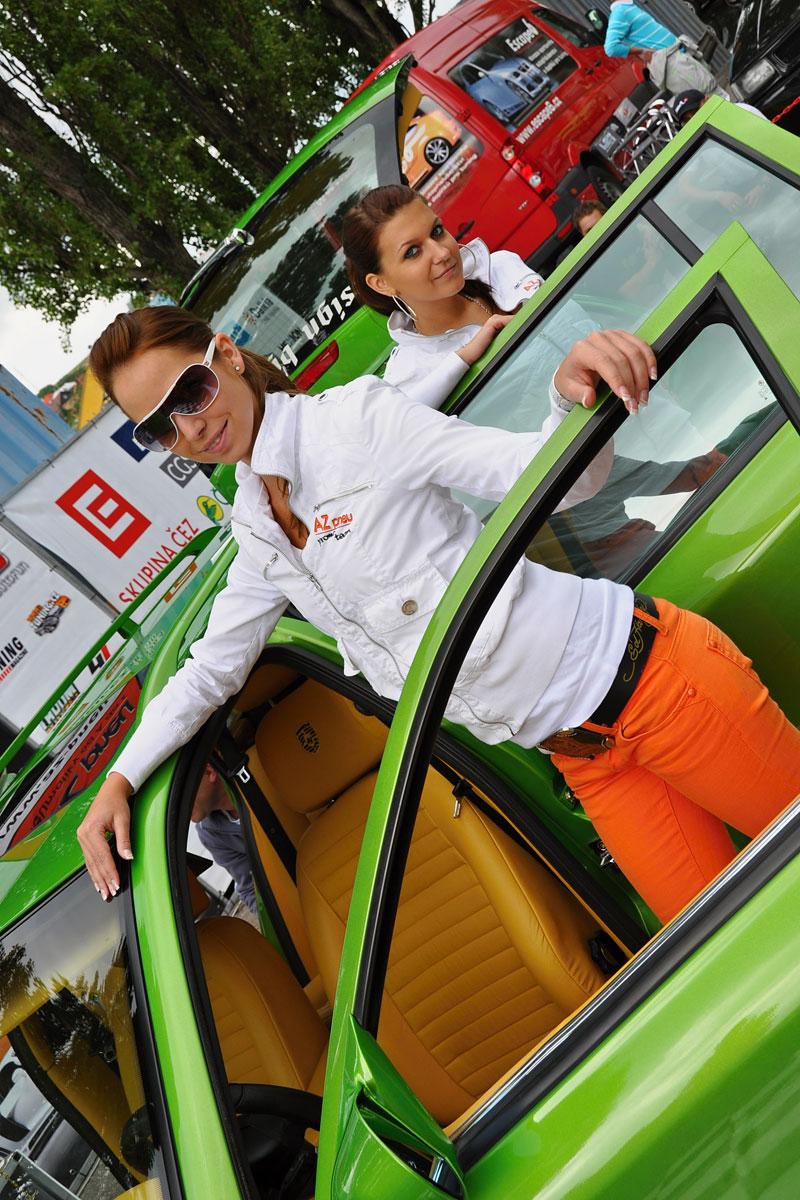 AZ pneu Tuning Cup 2010: Dostihový dvojboj: - fotka 4