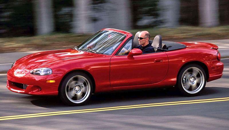 Pod lupou: Mazda MX-5 – Dvacet let s větrem ve vlasech (Díl druhý): - fotka 21
