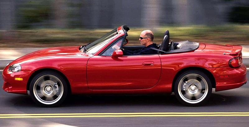 Pod lupou: Mazda MX-5 – Dvacet let s větrem ve vlasech (Díl druhý): - fotka 22