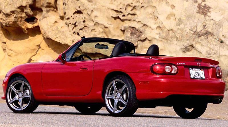 Pod lupou: Mazda MX-5 – Dvacet let s větrem ve vlasech (Díl druhý): - fotka 24