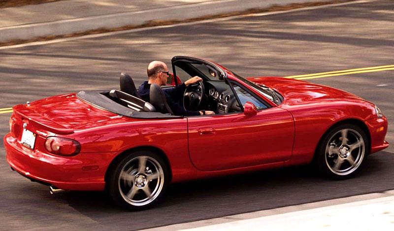 Pod lupou: Mazda MX-5 – Dvacet let s větrem ve vlasech (Díl druhý): - fotka 25