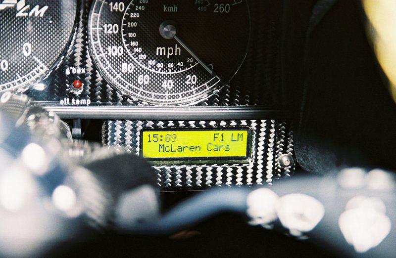 Pod lupou: McLaren F1, legendární král: - fotka 2