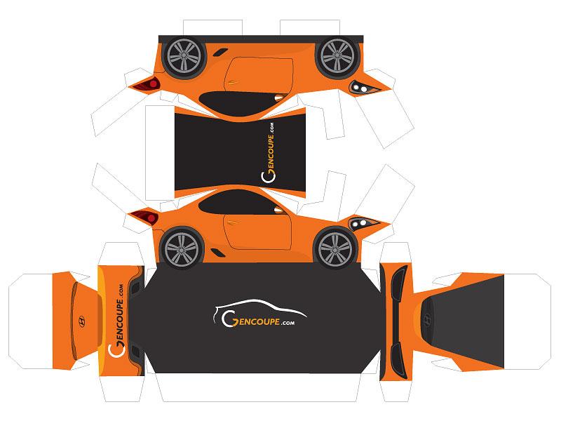 Hyundai Genesis Coupe pro nedočkavé: - fotka 1