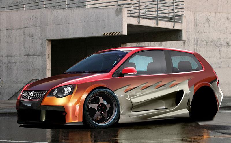 VW Polo může být hot!: - fotka 2