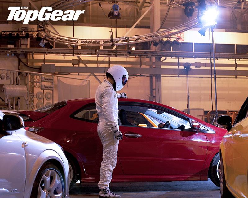Top Gear natáčí s falešnými Ferrari: - fotka 1