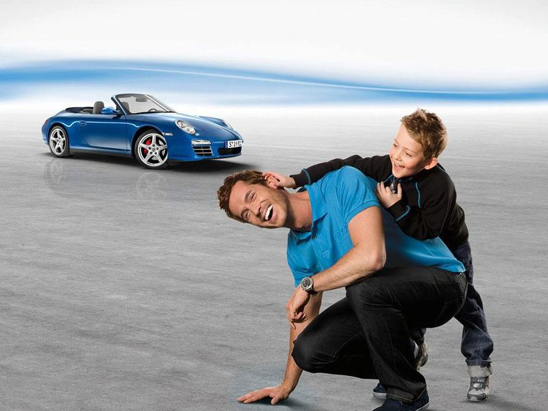 Oblečení od Porsche Design: - fotka 1