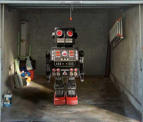 Konec nudným garážím!: - fotka 1