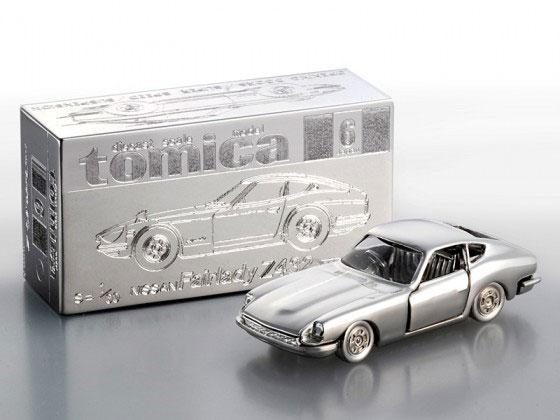 Tomica Nissan Fairlady Z432: platinové autíčko za 1,5 milionu Kč!: - fotka 1
