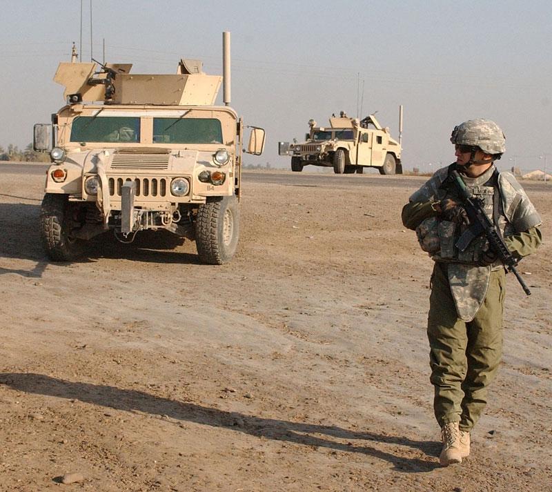 Americká armáda: konec Humvee v prvních liniích: - fotka 1