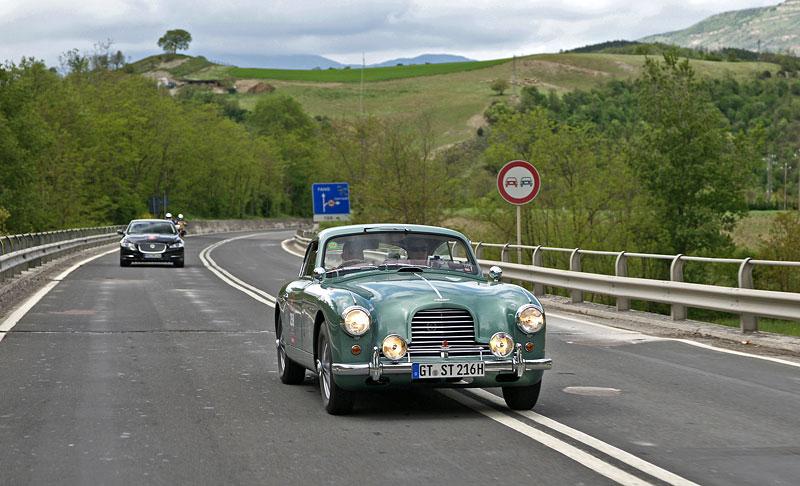 Reportáž: Mille Miglia 2010: - fotka 1