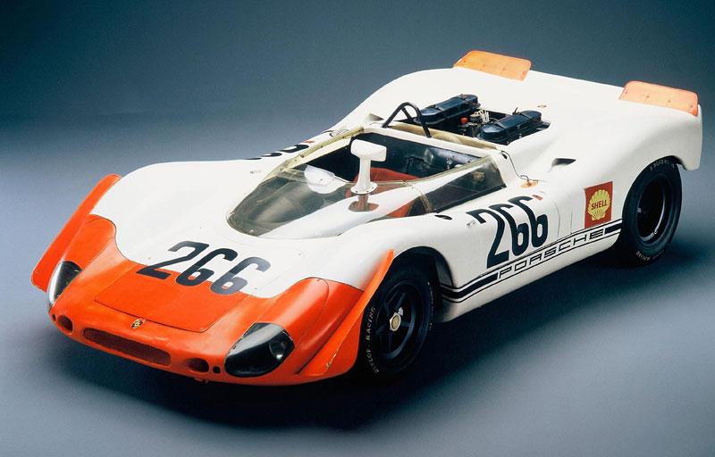 Slavná Porsche míří na letošní Goodwood Festival of Speed: - fotka 1