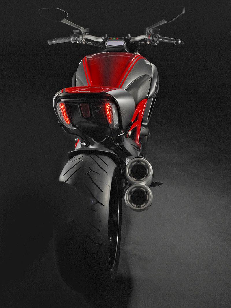 Ducati Diavel – První foto konečné verze: - fotka 1
