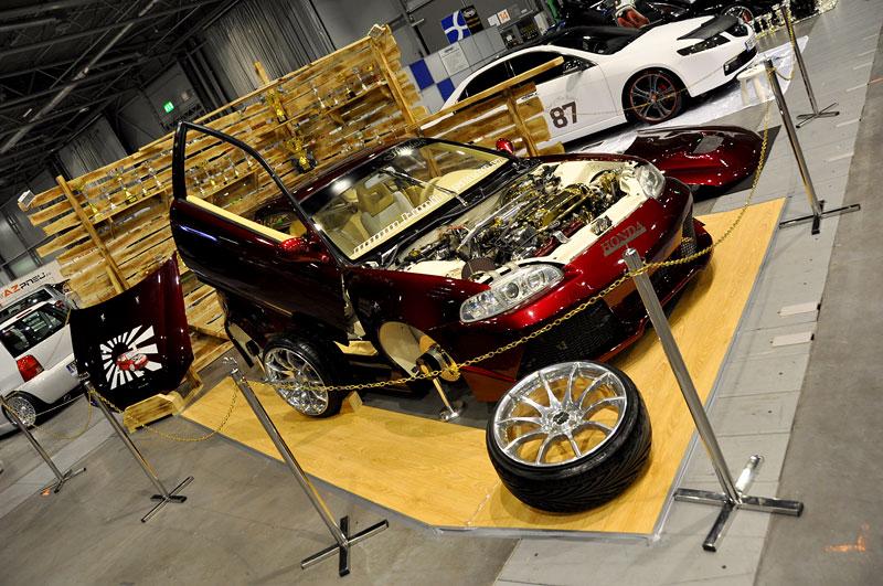 AZ pneu Tuning Salon 2010: Malé připomenutí velké akce: - fotka 1