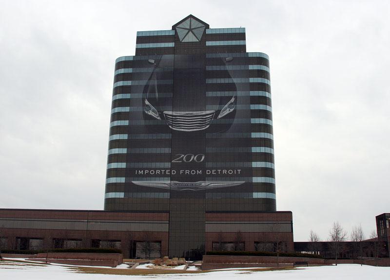 Chrysler: Imported from Detroit: - fotka 1