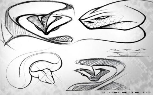 Stryker: nové logo pro SRT Viper 2012: - fotka 1