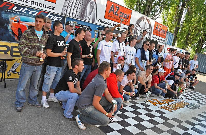 AZ pneu Tuning Cup 2010: Dostihový dvojboj: - fotka 20